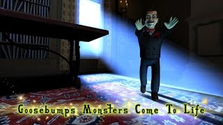 getlinkyoutube.com-Goosebumps Night of Scares - By Cosmic Forces - Compatible with iPhone, iPad, and iPod touch.