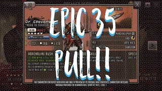 getlinkyoutube.com-DR Stevens Epic 35 pull !! The Walking Dead: Road to Survival