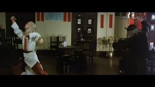 Hwang Jang Lee vs Yuen Siu Tien ( Dance of The Drunk Mantis )