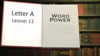 getlinkyoutube.com-Word Power  A Part 3, English Lessons for Beginners