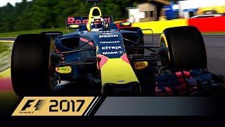F1 2017 - Megjelenés Trailer