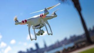 getlinkyoutube.com-Tested: DJI Phantom 2 Vision+ Quadcopter Drone