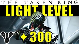 getlinkyoutube.com-Destiny: INCREASE Your LIGHT LEVEL FAST In The Taken King!