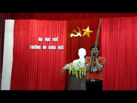 เดี่ยวแคนเพลงสรรเสริญพระบารมี ณ เวียดนาม