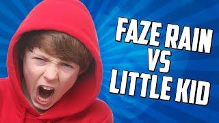 getlinkyoutube.com-FaZe Rain 1v1's a Little Kid!