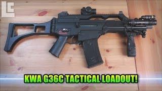 getlinkyoutube.com-KWA G36C - My New Favorite Gun! 21 Kills One Round (Airsoft SC Village Viper Gameplay/Commentary)