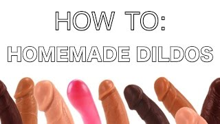 getlinkyoutube.com-HOW TO: MAKE YOUR OWN DILDO