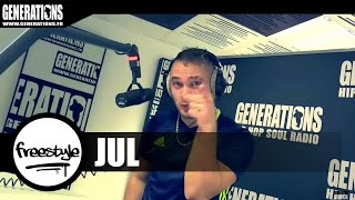Jul - Freestyle #MyWorld (Live des studios de Generations)
