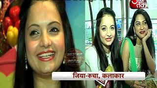 getlinkyoutube.com-Gopi(Giaa Manek) and Rashi(Rucha Hasabnis) unites again in Saathiya