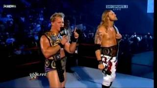 Edge and Chris Jericho entrance width=