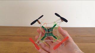 getlinkyoutube.com-Dreamcatcher Frame Review, JJRC 1000A Electronics