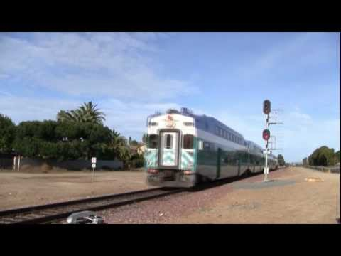HD: Trains on the Surf Line 2009 - 2011