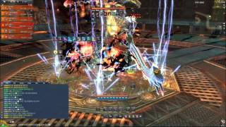 getlinkyoutube.com-[Blade & Soul] Blast Furnace of Hell (Party Play) - Force Master
