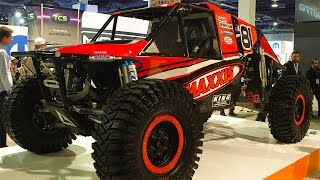 getlinkyoutube.com-Off-Grid Campers, New Diesel Titans and Off Road Tires with Fred Williams - SEMA Week 2015 Ep. 4