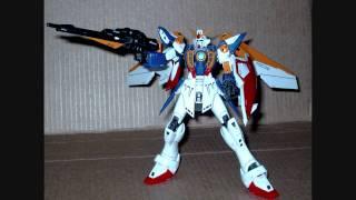 getlinkyoutube.com-Master Grade MG Wing Gundam Review