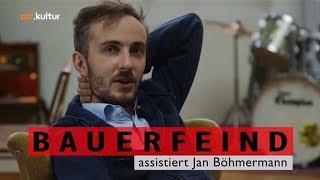 "getlinkyoutube.com-Bauerfeind assistiert Jan Böhmermann | Hinter den Kulissen des ""Neo Magazins"""