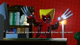 getlinkyoutube.com-LEGO Marvel Super Heroes - Bro-tunheim - 100% (Mini Character Red Brick, Thor-Classic)