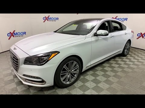 2019 Genesis G80 at Oxmoor Hyundai | Louisville & Lexington, KY G120