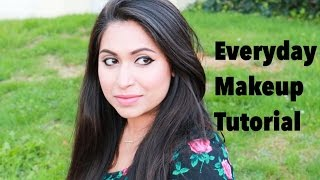 Simple Everyday Makeup Tutorial | My Everyday Makeup Routine width=