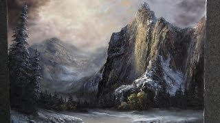 getlinkyoutube.com-Paint with Kevin Hill - The Towering Mountains