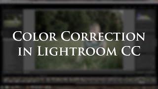 getlinkyoutube.com-Color Correction in Lightroom CC