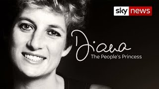 Diana: The People's Princess: Moving accounts of those who witnessed the events surrounding her death.
