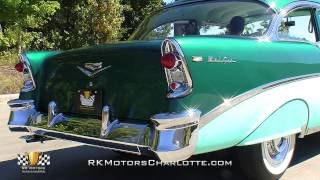 getlinkyoutube.com-133310 / 1956 Chevrolet Bel Air