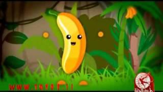 getlinkyoutube.com-انشودة الموزة