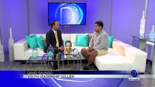 Entrevista a David Galindo sobre Youth Leadership Collier