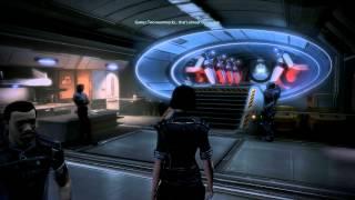 getlinkyoutube.com-Mass Effect 3: Garrus and James banter