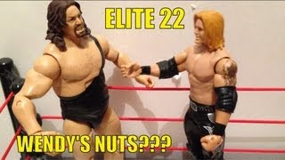 WWE ACTION INSIDER: The Giant Elite The Big Show Flashback series 22 wrestling figure toy review