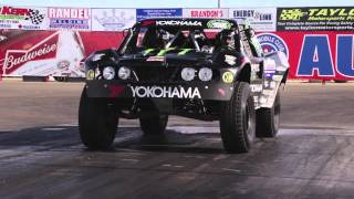 Baja Trophy Truck vs. Boss 302 and Raptor: HOT ROD Unlimited Episode 17