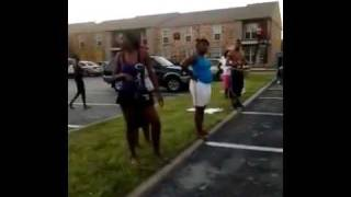 getlinkyoutube.com-Haverstock  irene vs. big bytch 300 pounder... And 300 pou