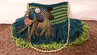 getlinkyoutube.com-CROCHET How To #Crochet Handbag Purse #TUTORIAL #158