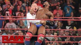 getlinkyoutube.com-Darren Young vs. Jinder Mahal: Raw, Sept. 5, 2016