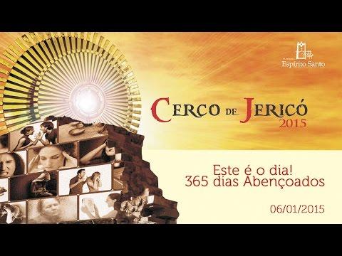 Cerco de Jericó 2015 - Boletim 06/01/2015