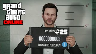 GTA Online Tutorial #25 - How to Look Like Ben Affleck!
