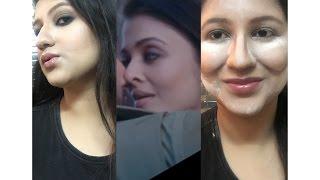 Aishwarya Rai Ae Dil Hai Mushkil makeup tutorial/ nude matte makeup/ Look Gorgeous