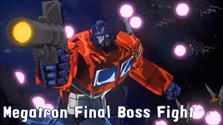 getlinkyoutube.com-Transformers: Devastation - Megatron Final Boss Fight | Gameplay [HD]