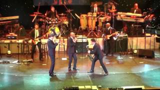 Earth Wind and Fire night on the Dave Koz Caribbean tour