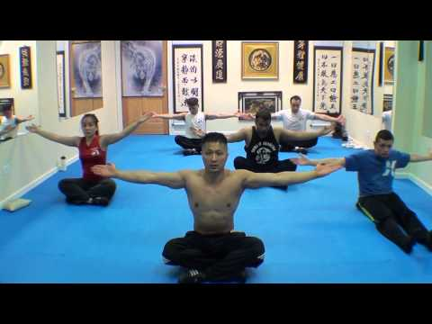 FMK Martial Arts Fitness Routine - May 25 2013