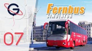 getlinkyoutube.com-FERNBUS SIMULATOR FR #07 : Le Car du Bayern Munich ! | Magdeburg - Halle
