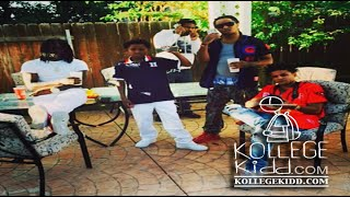 getlinkyoutube.com-Baby Ceo Boolin With Chief Keef, Fredo Santana, and Tadoe In Cali