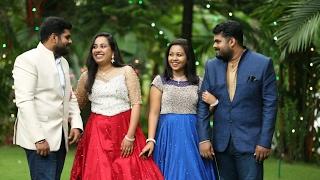 Nithin Aswathy + Nikhil  Vidya Wedding Movie