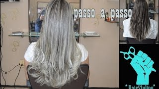 getlinkyoutube.com-Mechas platinadas 3D 2017