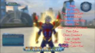 getlinkyoutube.com-DCUO Vegeta DB GT Styles (The Enigma TNG - Unofficial Super Saiyan 3 Vegeta Theme)