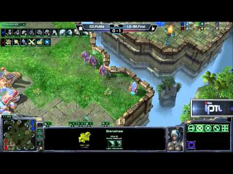 EG v LG-IM - Game 2 - IPTL
