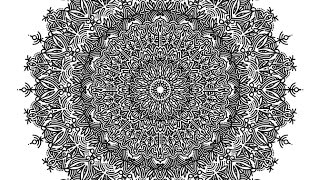 getlinkyoutube.com-Drawing a mandala using Adobe Illustrator CC