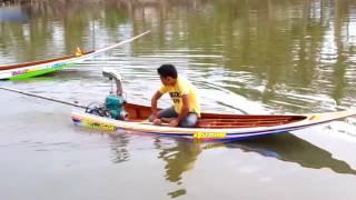 getlinkyoutube.com-Longtails Boat with jet ski engine