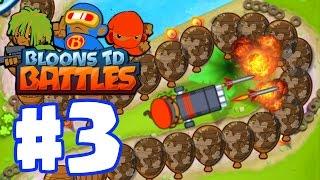 getlinkyoutube.com-STRONGEST BALLOONS EVER! | Bloons TD Battles Gameplay Walkthrough Part 3
